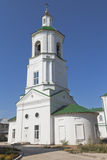Kirche von Stephen der Dauerwelle in Kotlas, Arkhangelsk-Region lizenzfreies stockfoto