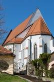 Kirche von Str Stockbild