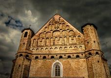 Kirche von Str Lizenzfreies Stockfoto