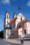 Kirche von Str. Catherine Lizenzfreies Stockbild