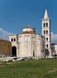 Kirche von Str. Donat Stockbild