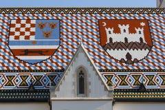 Kirche von Str. Marc Lizenzfreies Stockbild
