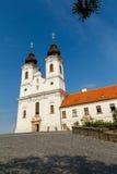 Kirche von Tihany Lizenzfreie Stockfotos