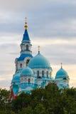 Kirche von Valaam Stockbilder