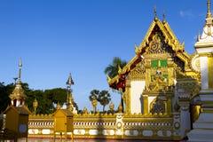 Kirche von Wat Prahat Panom Lizenzfreie Stockbilder