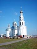 Kirche Voskresenskaya stockfotografie
