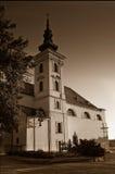Kirche Vranov Lizenzfreies Stockfoto