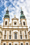 Kirche in Wien Stockbilder