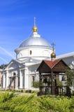 Kirche in Yaroslavl Stockbilder
