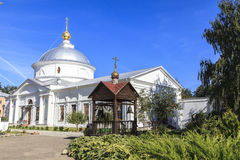Kirche in Yaroslavl Lizenzfreie Stockfotografie