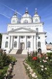 Kirche in Yaroslavl Lizenzfreie Stockbilder