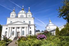 Kirche in Yaroslavl Lizenzfreies Stockfoto