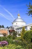 Kirche in Yaroslavl Lizenzfreie Stockfotos