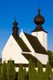 Kirche in Zehra Stockbilder
