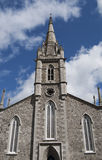 Kirchefassade Lizenzfreies Stockfoto