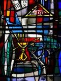 Kirchefenster stockfoto