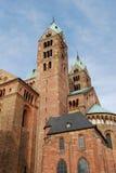 Kirchehelm Lizenzfreies Stockbild