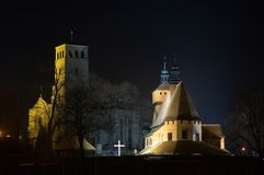 Kirchen Lizenzfreies Stockfoto