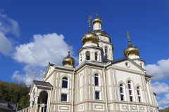 Kirchen-Heiliges Olga Stockbilder