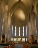 Kirchen-Innenraum lizenzfreie stockfotografie