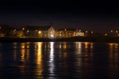 Kirchen-Limerick St. Munchins Lizenzfreie Stockfotos