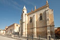 Kirchen-Museum des Heiligen Antolín Stockfotos