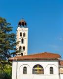 Kirchen-St. Demetrius von Salonica in Skopje stockbilder