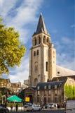 Kirchen-St- Germaindes Pres Lizenzfreie Stockbilder