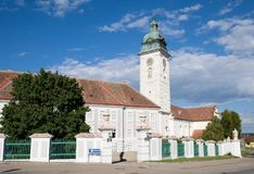 Kirchen-St. Stephan in Retz, Niederösterreich lizenzfreie stockfotos