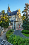 Kirchen-St. Vincent in Blois Lizenzfreie Stockfotos
