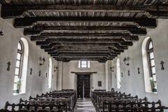 Kirchenansicht von der Änderung lizenzfreies stockfoto