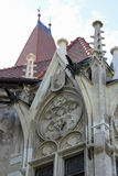 Kirchendetails Stockfotografie