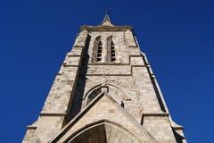 Kirchengebäude historisch lizenzfreies stockbild