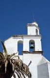 Kirchenglocke-Kontrollturm Mexiko Lizenzfreie Stockfotos