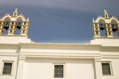 4 Kirchenglocken Lizenzfreies Stockfoto
