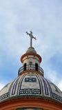 Kirchenhaube lizenzfreie stockfotos
