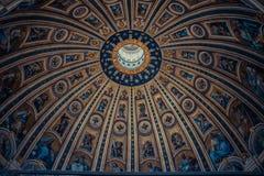 Kirchenhaube Stockbild