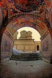 Kirchenmalereien Stockfotografie