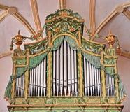 Kirchenorgel Stockbilder