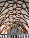 Kirchenorgel Lizenzfreies Stockfoto