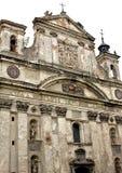 Kirchenruinen Stockfoto