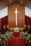 Kirchenschongebiet stockbilder