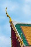 Kirchentempel Buddhismus Stockbild