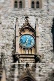 Kirchenuhr Lizenzfreie Stockfotografie