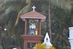 Am Kirchenvater Stockbild