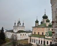 Kirchenversammlung von pereslavl-Zalessky Lizenzfreie Stockfotos