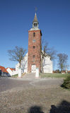Kirchequadrat Lizenzfreie Stockfotografie