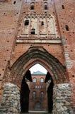 Kircheruinen Stockbild