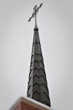 KircheSteeple Lizenzfreie Stockbilder