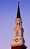 KircheSteeple Stockbilder